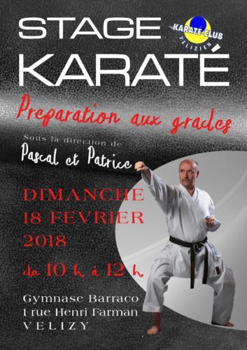 kcv Stage préparation grades fev-2018